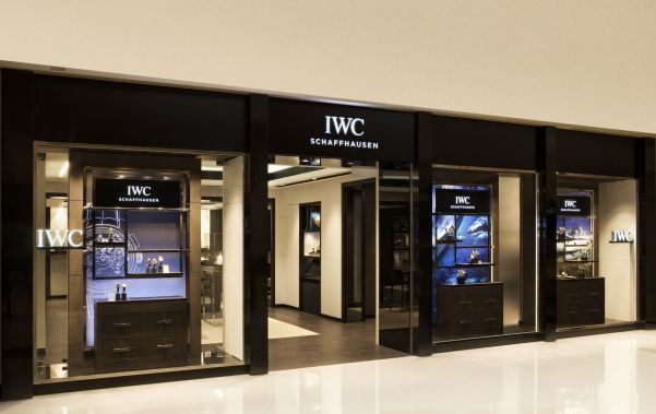 IWC Elements Boutique, Austin Road West, Tsim Sha Tsui, Kowloon, Hong Kong