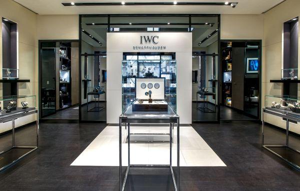 IWC boutique Paris, 15, rue de la Paix