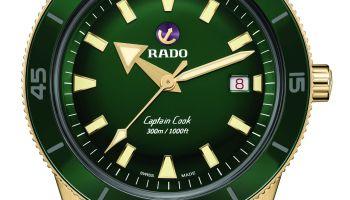 Rado Captain Cook Bronze Automatic watch