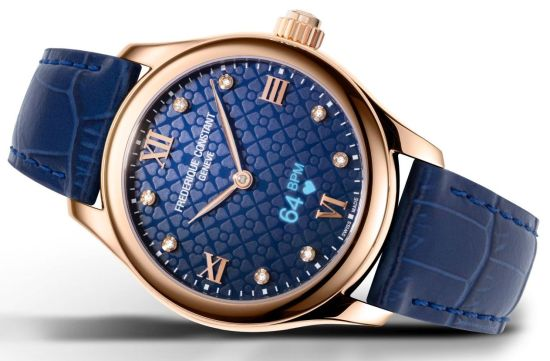 Frederique Constant Smartwatch Ladies Vitality, Reference: FC-286ND3B4