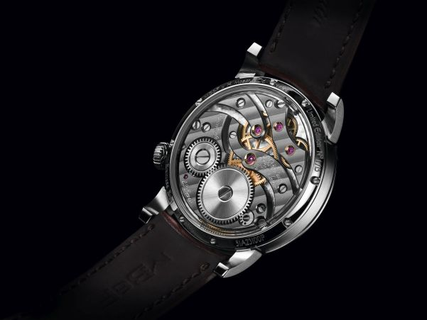 LM101 H. Moser X MB&F Limited Edition caseback view