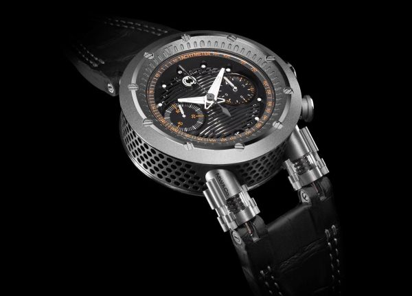 MW&Co.Asset 2.2 Automatic Flyback Chronograph