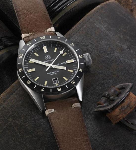 Ollech & Wajs OW P-101 watch