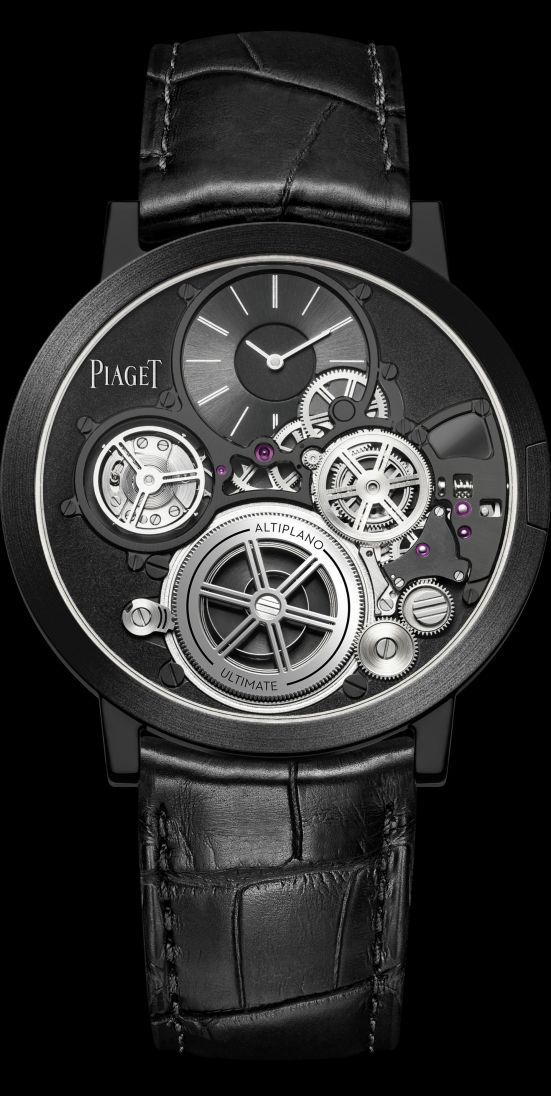 Piaget Altiplano Ultimate Concept - The Thinnest Mechanical Watch in the World