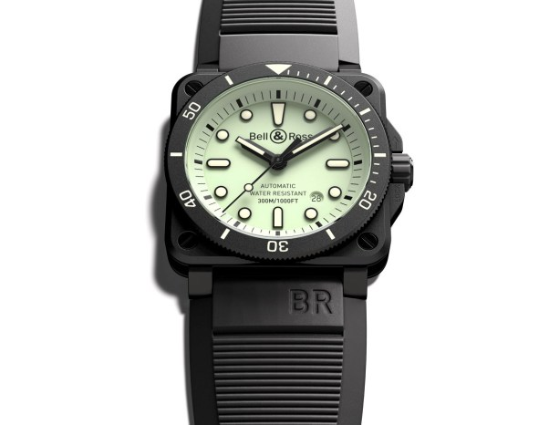 Bell & Ross BR03-92 DIVER FULL LUM Limited Edition