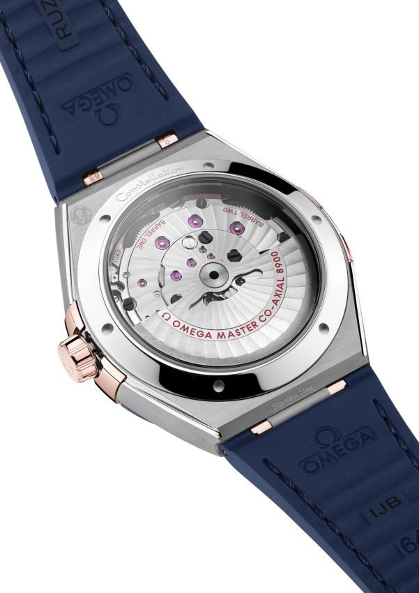 Omega Constellation Gents' Collection (New 41mm Co‑Axial Master Chronometer Models)