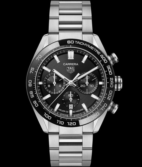 TAG Heuer Carrera Sport Chronograph 44mm, Reference CBN2A1B.BA0643