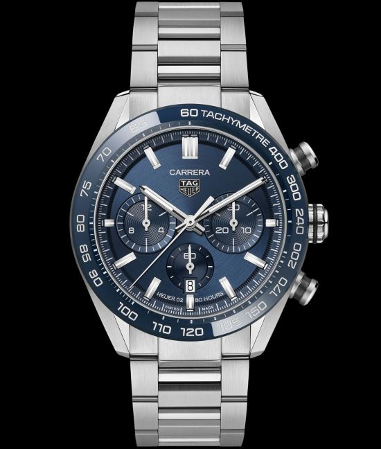 TAG Heuer Carrera Sport Chronograph 44mm, Reference CBN2A1A.BA0643