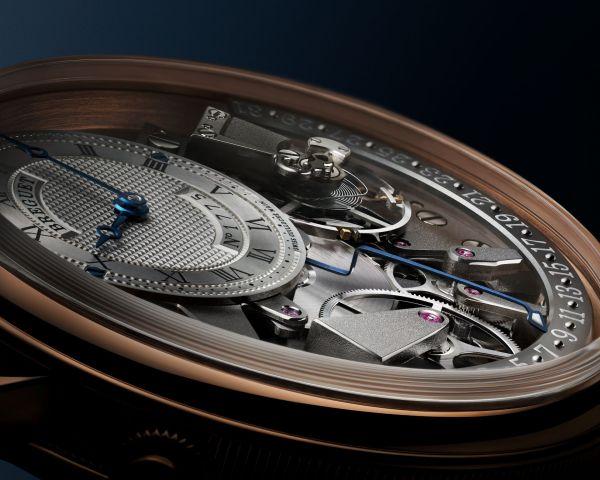 Breguet Tradition Quantième Retrograde 7597 rose gold model