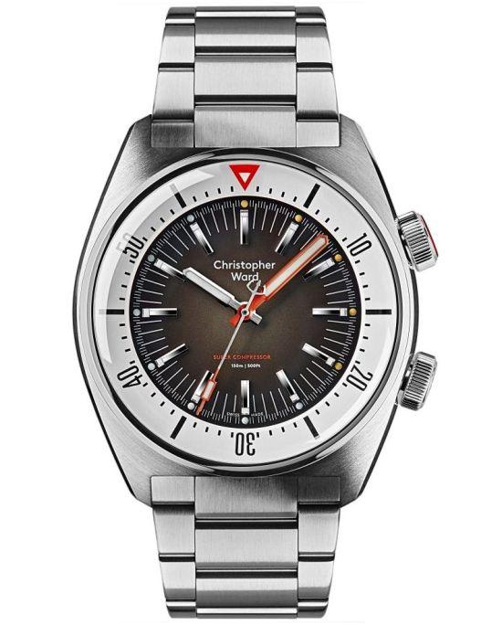 Christopher Ward C65 Super Compressor dive watch