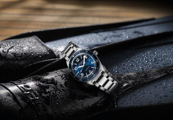 Glashütte Original SeaQ line New Models 2020 Galvanic blue dial
