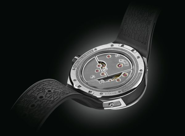 Greubel Forsey BALANCIER S (In Titanium)
