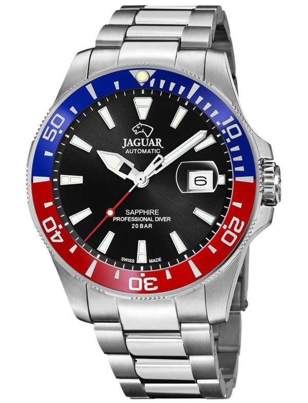 Jaguar Automatic Diver