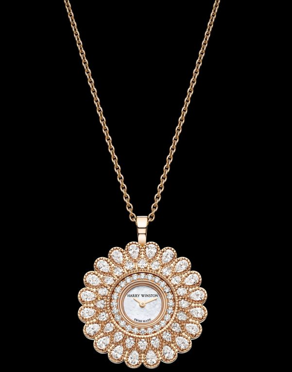 Marquise Time by Harry Winston (High Jewelry Timepieces)