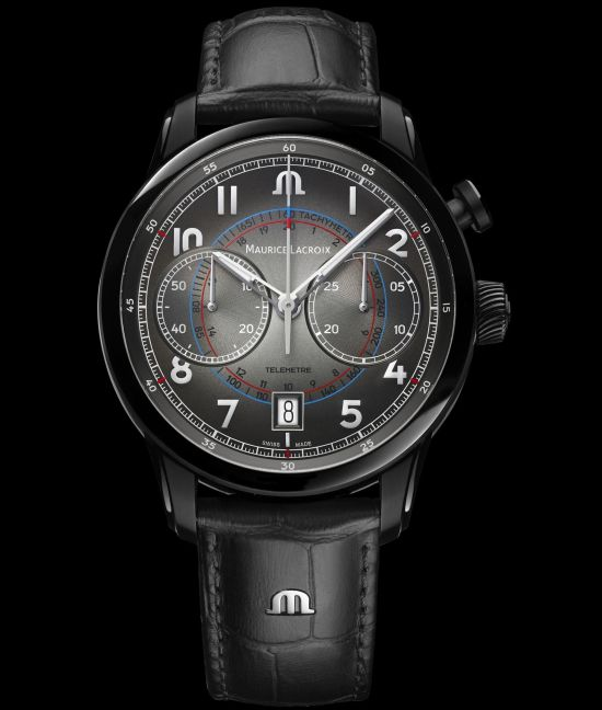 Maurice Lacroix Pontos 20th Anniversary Collection Pontos Chronograph monopusher limited edition