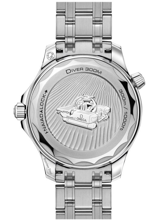 OMEGA Seamaster Diver 300M Co‑Axial Master Chronometer 42 MM Nekton Edition