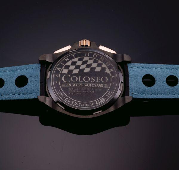 SAINT HONORE Coloseo Black Racing 2010 caseback