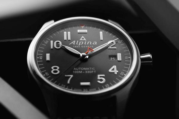 Alpina Startimer Pilot Automatic 40 mm