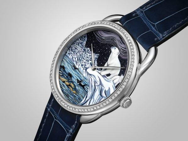 Hermès Arceau Into the Canadian Wild Limited Edition