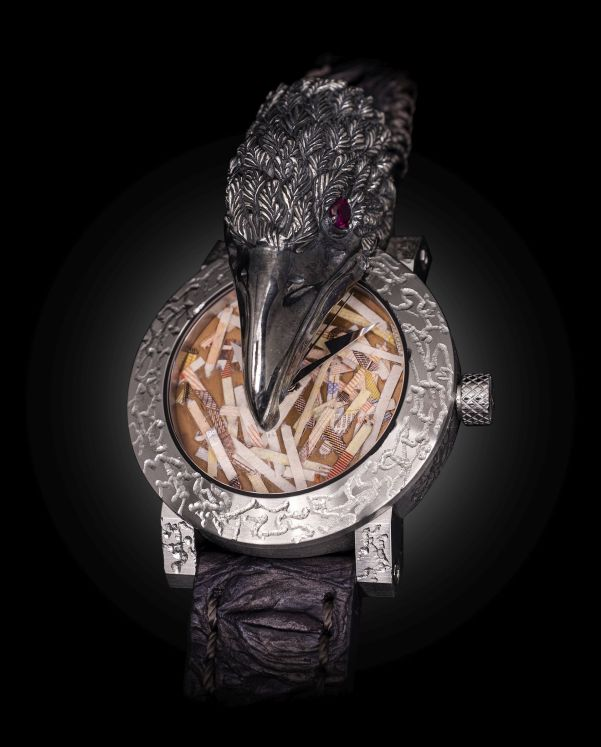 ArtyA Son of Art Finance Raptor unique watch