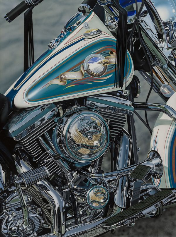 """Live to Ride"" by Scott Jacobs"