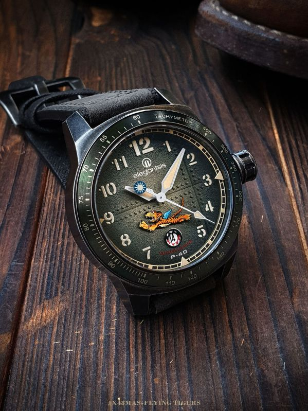 ELEGANTSIS J048MAS Flying Tigers special edition