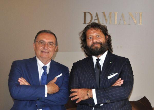 Paolo Cesari and Guido Grassi Damiani