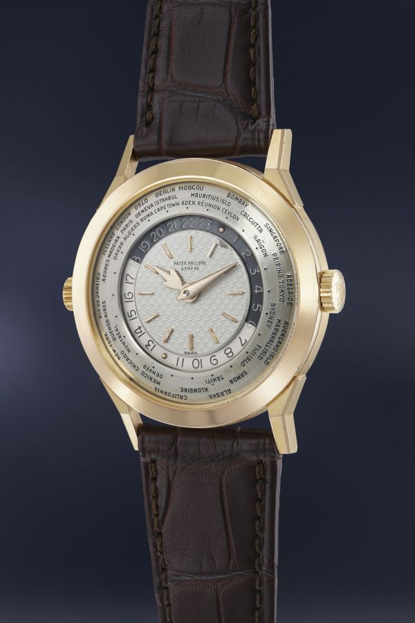 Patek Philippe Reference 2523/1 from 1953 in pink gold, Estimate: CHF 2,000,000 - 4,000,000