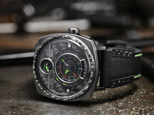 REC Watches P-51 RTR Limited Edition