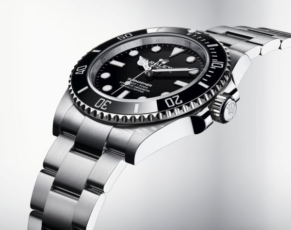 Rolex Oyster Perpetual Submariner (New Model - 41mm Oystersteel Case with Black Cerachrom bezel and Black dial, Reference 124060