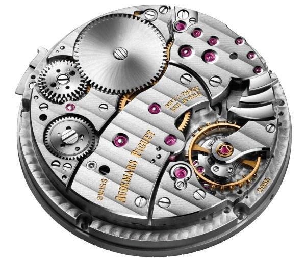 Audemars Piguet Code 11.59 Grande Sonnerie Carillon Supersonnerie movement - Caliber 2956