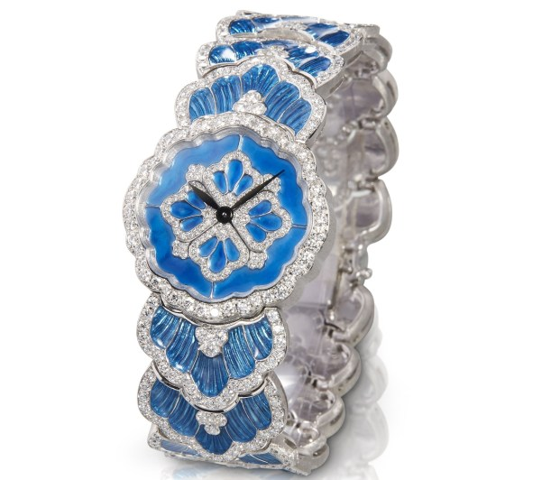 "Buccellati ""Forget-me-not"" watch"