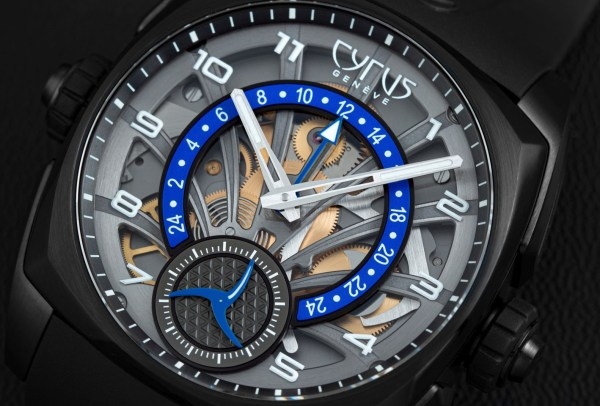 CYRUS KLEPCYS GMT RETROGRADE