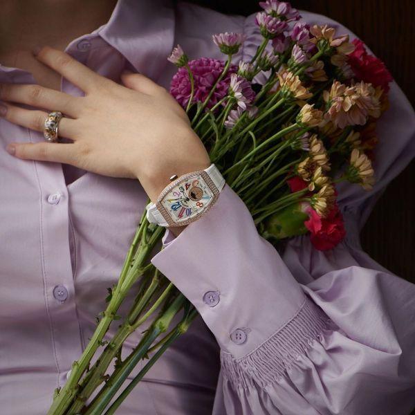Franck Muller Vanguard™ Lady Moonphase watch