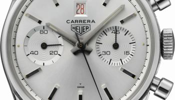 Heuer Carrera 3147N DATO 45