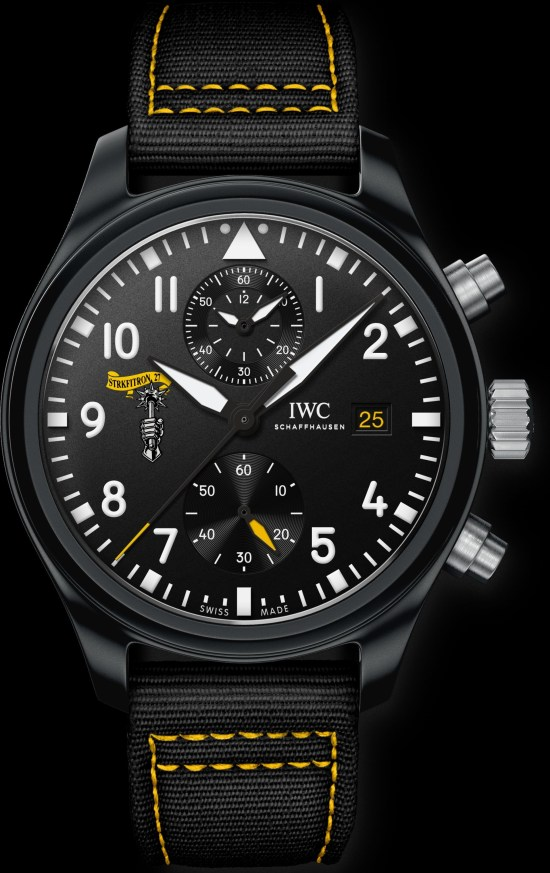 "IWC Pilot's Watch Chronograph Edition ""Royal Maces"" (Ref. IW389011)"