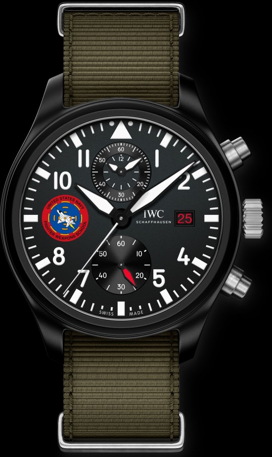 "IWC Pilot's Watch Chronograph Edition ""Strike Fighter Tactics Instructor"" (Ref. IW389004)"