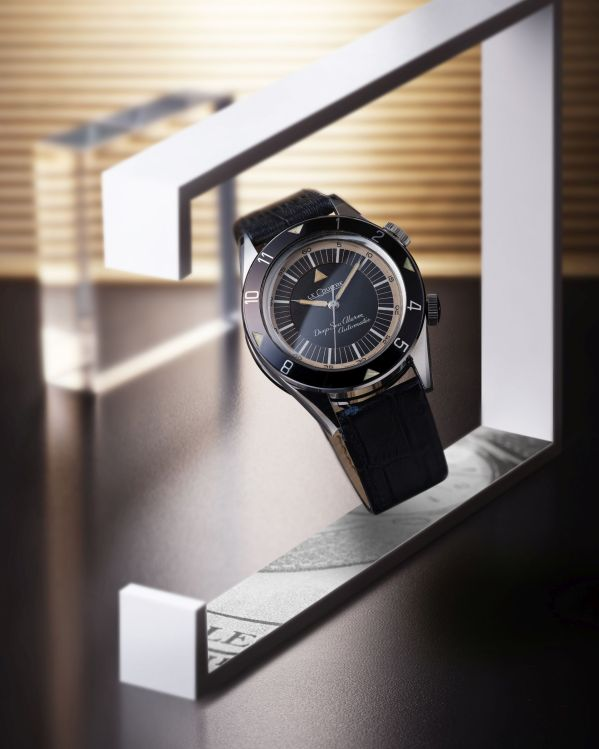 Jaeger-LeCoultre Heritage collection - Memovox Deep Sea