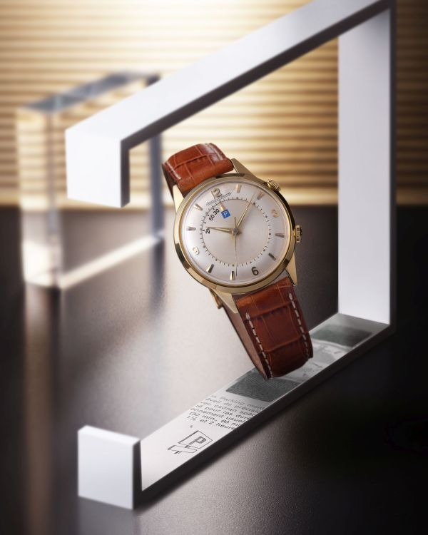 Jaeger-LeCoultre Heritage collection - Memovox Parking