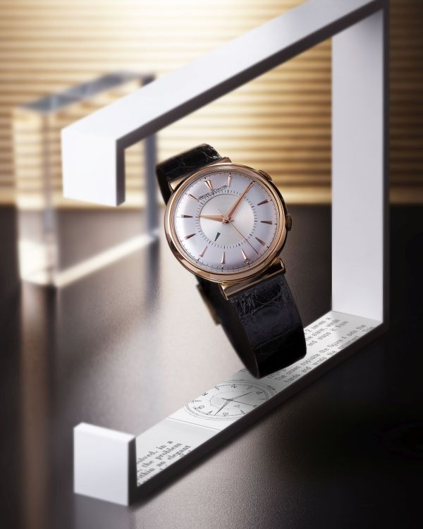 Jaeger-LeCoultre Heritage collection - The first Memovox watch, 1950