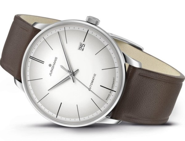 Junghans Meister Automatic watch new model 2020