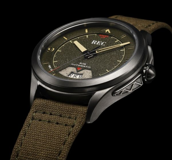 REC Watches RJM Collection