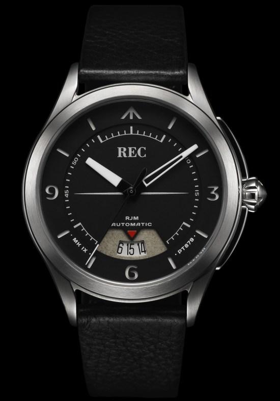 REC RJM-01 watch