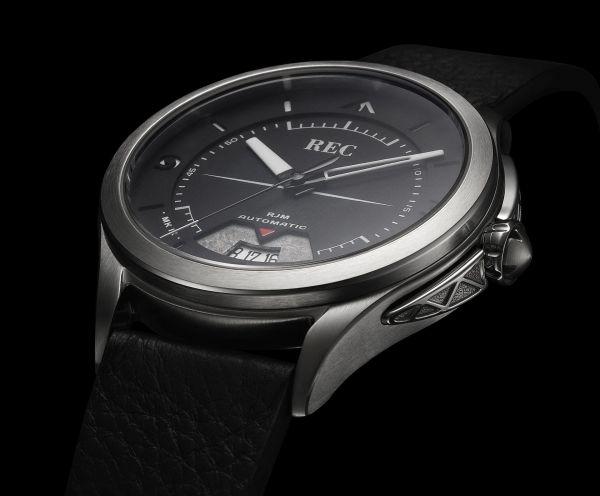 REC Watches RJM Collection case