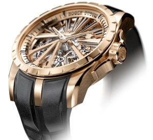 Roger Dubuis - Excalibur Diabolus in Machina Pink Gold