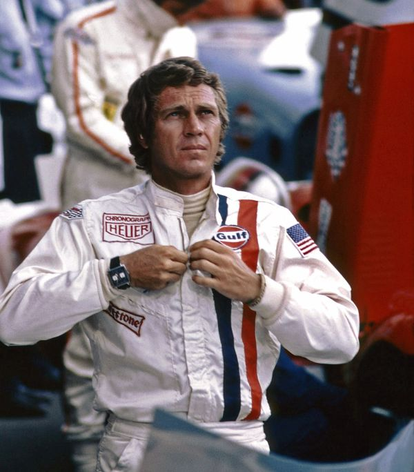 """""""Le Mans"""" Steve McQueen1971 Solar Productions"""