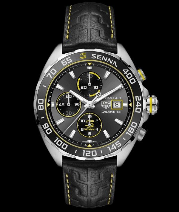 TAG Heuer Formula 1 Calibre 16 Chronograph Senna Special Edition 2020