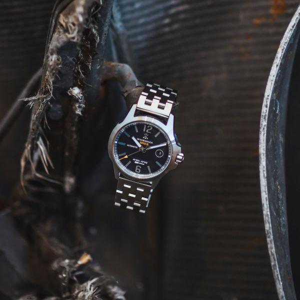 Werenbach Soyuz 01 Black watch
