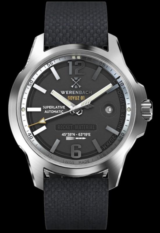 Werenbach Soyuz 01 Superlative Black