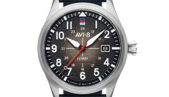 AVI-8 Flyboy Engineer Automatic Help For Heroes Limited Edition